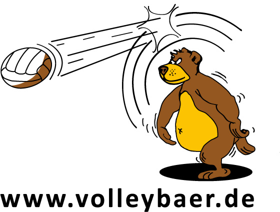 Der Volleybär